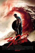 "Poster art for ""300: Rise of an Empire."""