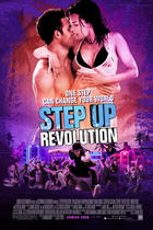 "Poster art for ""Step Up Revolution."""