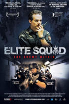 "Poster art for ""Elite SquadI: The Enemy Within."""