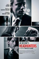 "Poster art for ""Headhunters."""
