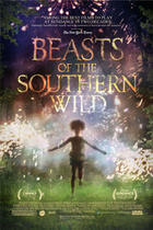 "Poster art for ""Beasts of the Southern Wild."""