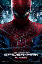 "Poster art for ""The Amazing Spider-Man: An IMAX 3D Experience."""