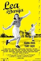 "Poster art for ""Lea and Darija."""