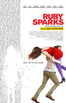 "Poster art for ""Ruby Sparks."""