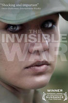 "Poster art for ""The Invisible War."""