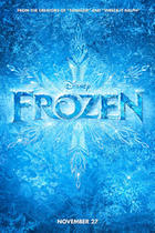 "Poster art for ""Frozen."""