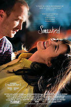 "Poster art for ""Smashed."""