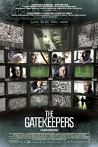 "Poster art for ""The Gatekeepers."""