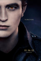 "Poster art for ""The Twilight Saga: Breaking Dawn Part 2."""