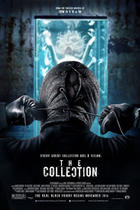 "Poster art for ""The Collection."""