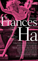 "Poster art for ""Frances Ha."""