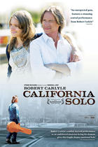 "Poster art for ""California Solo."""