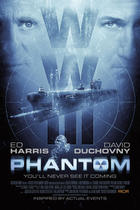 "Poster art for ""Phantom."""