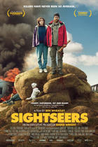 "Poster art for ""Sightseers."""