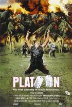 "Poster art for ""Platoon."""