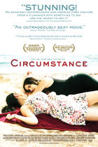 "Poster art for ""Circumstance."""