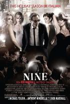 "Poster art for ""Nine."""