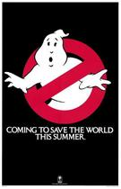 "Poster art for ""Ghostbusters."""
