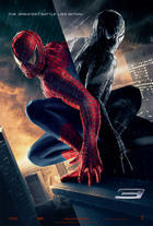 "Poster art for ""Spider-Man 3."""