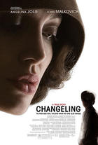 "Poster art for ""Changeling."""
