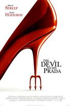 "Poster art for ""The Devil Wears Prada."""