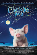 "Poster art for ""Charlotte's Web."""