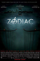 "Poster art for ""Zodiac."""