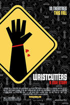 "Poster art for ""Wristcutters: A Love Story."""