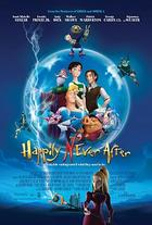"Poster art for ""Happily N'Ever After."""