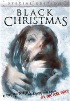"Poster art for ""Black Christmas""."