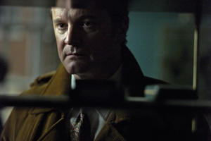 "Colin Firth as Bill Haydon in ""Tinker Tailor Soldier Spy.''"
