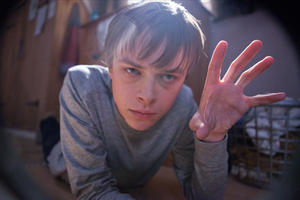 Dane DeHaan as Andrew Detmer in ``Chronicle.''