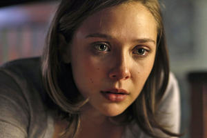 "Elizabeth Olsen as Sarah in ""Silent House.''"