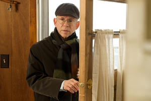 Bob Balaban as Leonard Dahl in ``Thin Ice.''