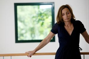 "Kristin Scott Thomas as Suzanne in ""Leaving."""
