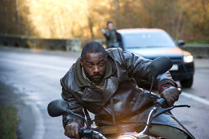 "Idris Elba in ""Ghost Rider: Spirit Of Vengeance."""