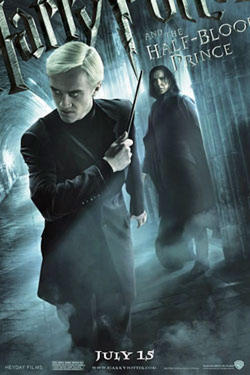 <em>Harry Potter and the Half-Blood Prince</em>