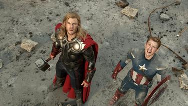 Most Anticipated Movie for Men - Marvel's The Avengers
