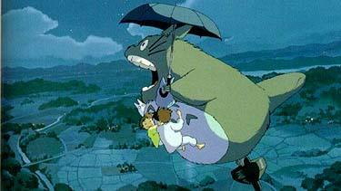 4. <em>My Neighbor Totoro </em>