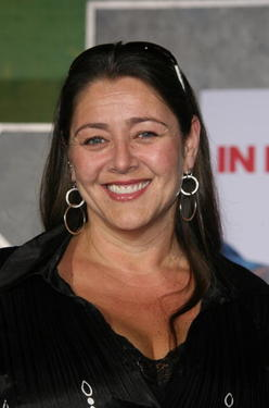 "Actress Carmyn Manheim at the Hollywood premiere of ""Dan in Real Life."""
