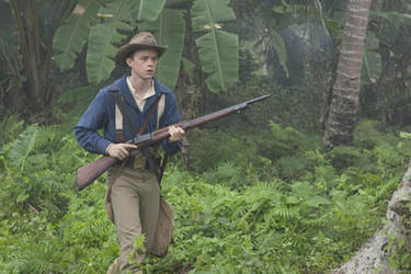 Dane DeHaan as Gil in ``Amigo.''
