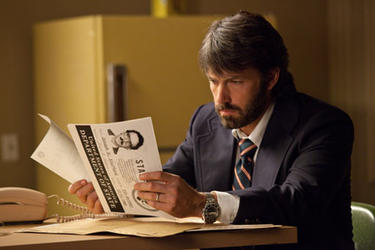 Ben Affleck as Tony Mendez in ``Argo.''