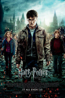 "Poster Art for ""Harry Potter and the Deathly Hallows: Part 2."""