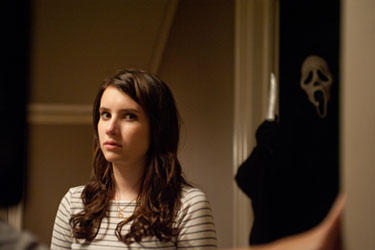 "Emma Roberts in ""Scream 4."""