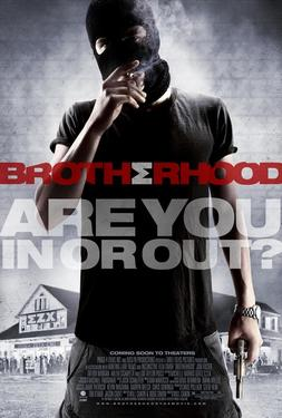 "Poster art for ""Brotherhood"""