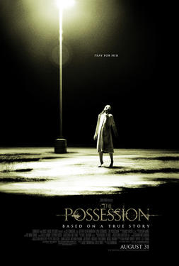 "Poster art for ""The Possession."""