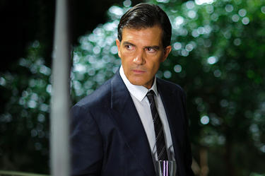 "Antonio Banderas as doctor Robert Ledgard in ""The Skin I Live In."""