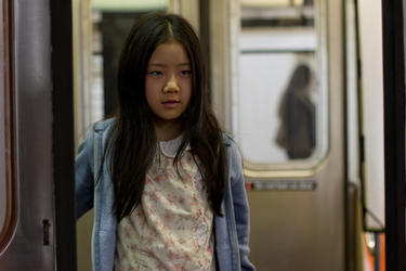 "Catherine Chan as Mei in ""Safe."""