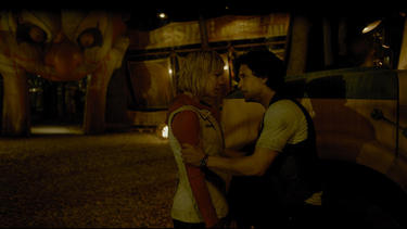 "A scene from ""Silent Hill: Revelation."""
