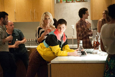 "Michael Cera in ""This Is the End."""